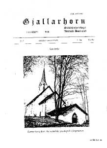 Gjallrhorn