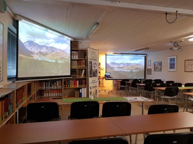 Vestfold Slektshistorielag avholdt sitt medlemsmøte 14 September 2019
