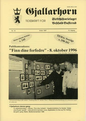 Gjallarhorn nr 18 utgitt 1997