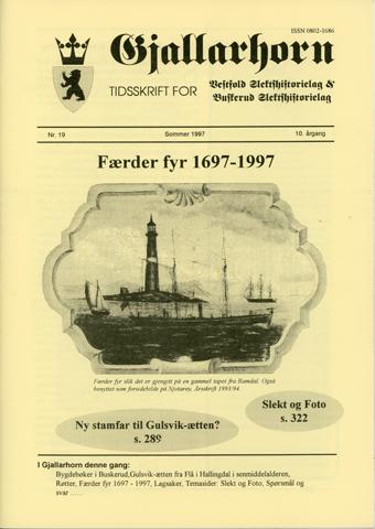 Gjallarhorn nr 19 utgitt 1997