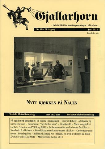 Gjallarhorn nr 48 utgitt 2011