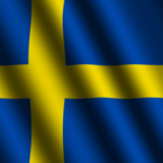 svensk flagg COLOURBOX4902895